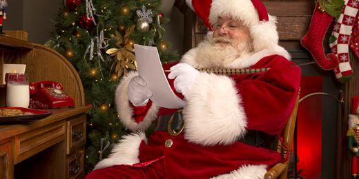 The Accumulator: Santa rally still on the cards