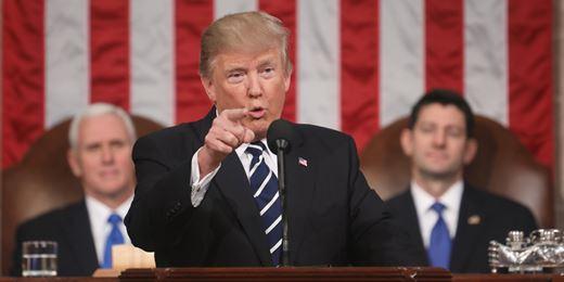 FTSE slumps as Trump ramps up North Korea rhetoric