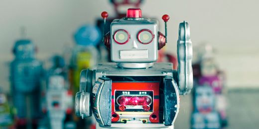 'Smart' robotics is next industrial revolution