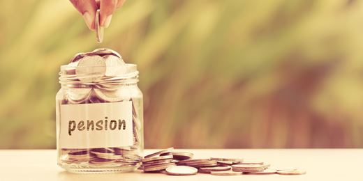 Surprise inflation drop seals state pension's rise