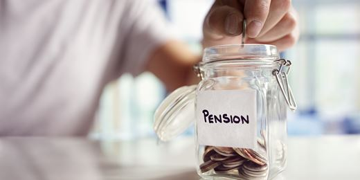 Government rejects pension tax relief reform calls