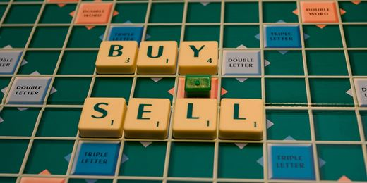 4 shares the pros are buying and selling
